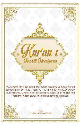 Kur'an-ı Tecvidli Öğreniyorum