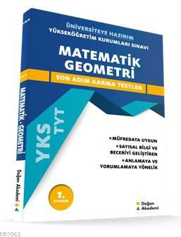 Geometri Tyt Son Adım Karma Test