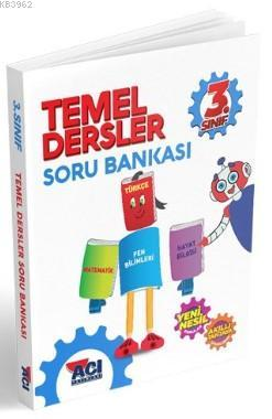 Açı Yayınları 3.Sınıf Temel Dersler Soru Bankası