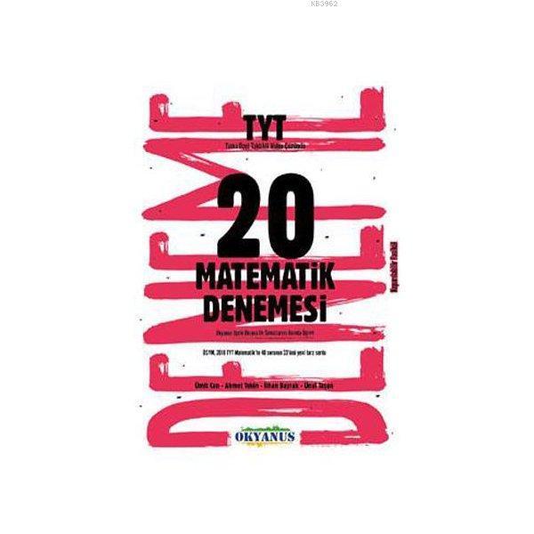 TYT 20 Matematik Denemesi