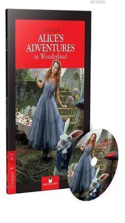 Alice's Adventures in Wonderland CD'li Stage 1