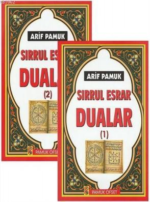 Sırrul Esrar Dualar (1-2); Kod: Dua-150