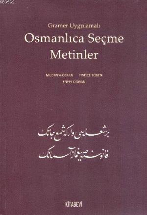 Osmanlıca Seçme Metinler
