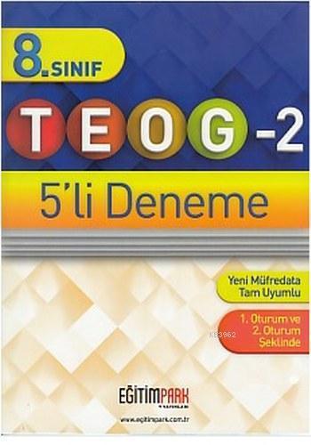 8. Sınıf TEOG 2 5 li Deneme