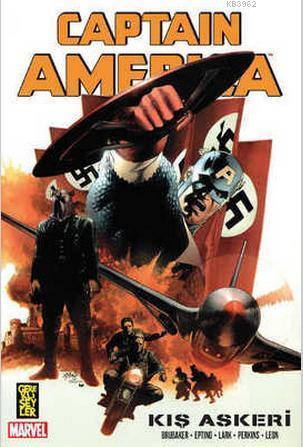 Captain America Kış Askeri Cilt 1
