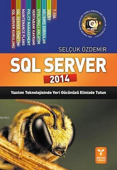 SQL Server 2014 (DVD hediyeli)