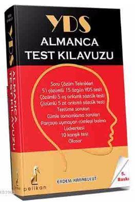YDS Almanca Test Kılavuzu
