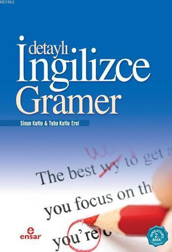 Detaylı İngilizce Gramer