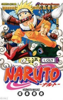 Naruto Cilt 1: Uzamaki Naruto