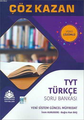 TYT Türkçe Soru Bankası; Video Çözümlü