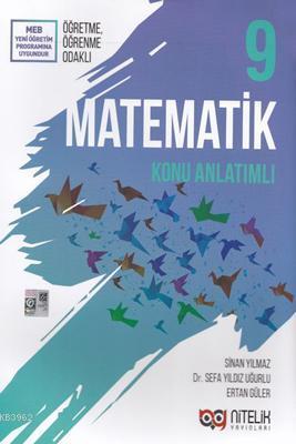 Nitelik Yayınları 9. Sınıf Matematik Konu Anlatımlı Nitelik