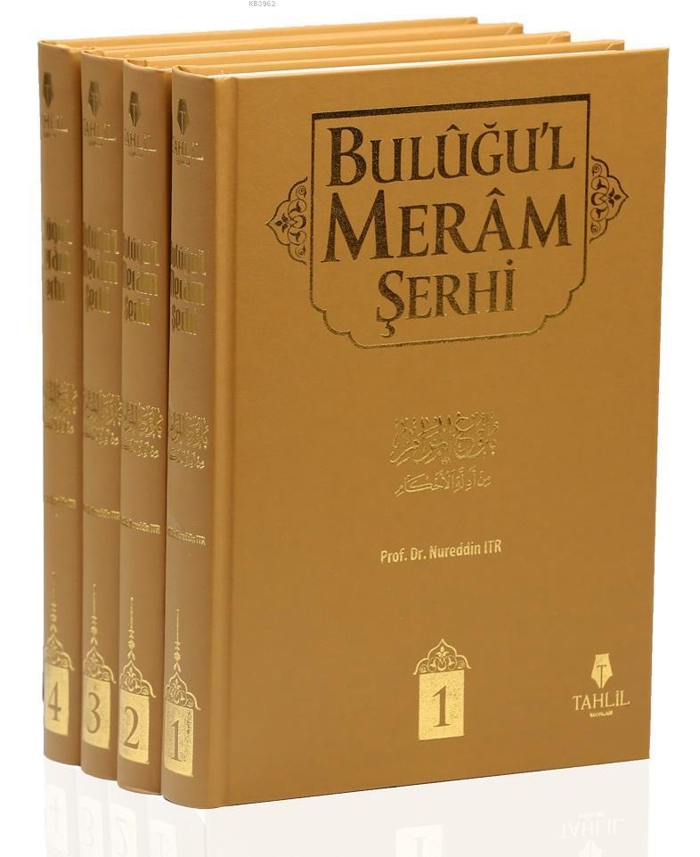 Buluğu'l Meram Şerhi (4 Cilt, Takım)