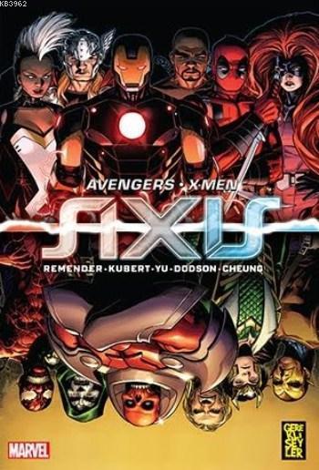 Avengers Xmen Axıs