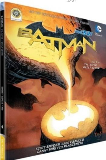 Batman 4.Cilt Gizli Şehir