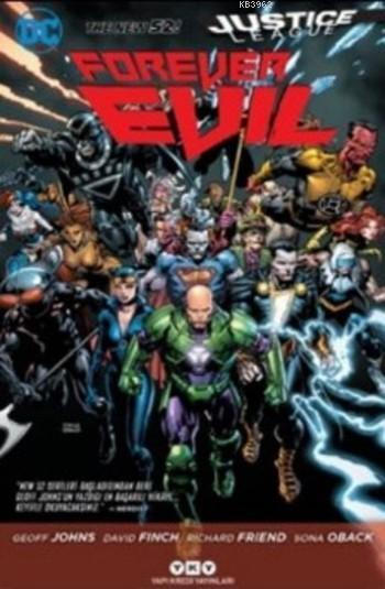 Justice League Forever Evil; Daima Kötülük