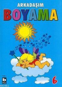 Arkadaşım Boyama -6
