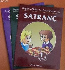 Satranç Seti 3 Kitap
