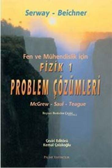 Fen ve Mühendislik İçin Fizik 1 Problem Çözümleri 3.Hm.