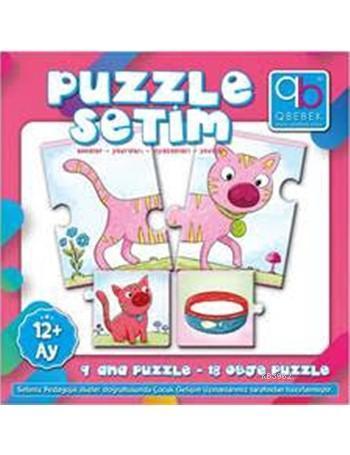 Puzzle Setim; 12+ Ay