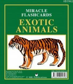 Miracle Flashcards - Exotic Animals