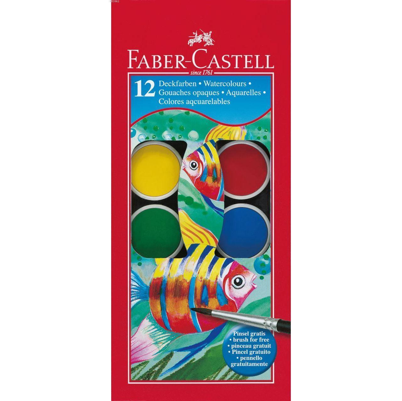 Fc.Suluboya Redline 12 Renk Küçük 190011 125011