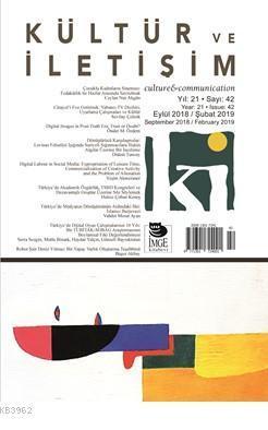 Kültür ve İletişim Dergisi Sayı : 42