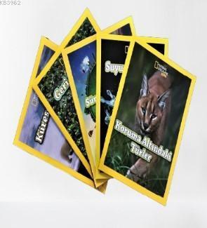 Natinol Geographic Kids Mavi Gezegen Seti 5 Kitap