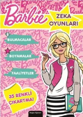 Barbie Zeka Oyunları Faaliyet Kitabı