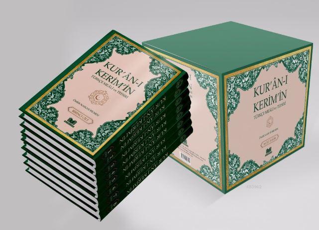 Kur'an-ı Kerimin Türkçe Meali ve Tefsiri
