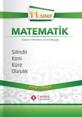 11. Sınıf Matematik Silindir Koni Küre Olasılık