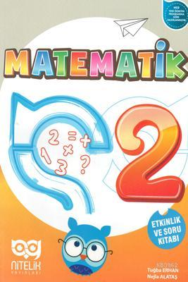 Nitelik Yayınları 2. Sınıf Matematik Etkinlik ve Soru Kitabı Nitelik