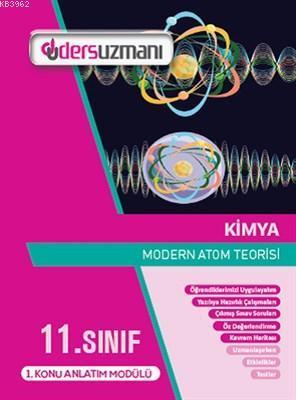 11. Sınıf Kimya Ders Fasikülleri (6 Sayı)