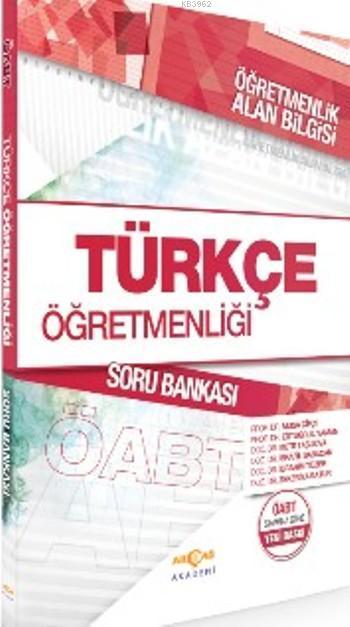 Türkçe Öğretmenliği Soru Bankası; Öğretmenlik Alan Bilgisi