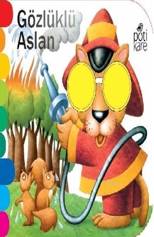 Gözlüklü Aslan