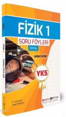 YKS Fizik 1 Soru Föyleri (33 Föy)