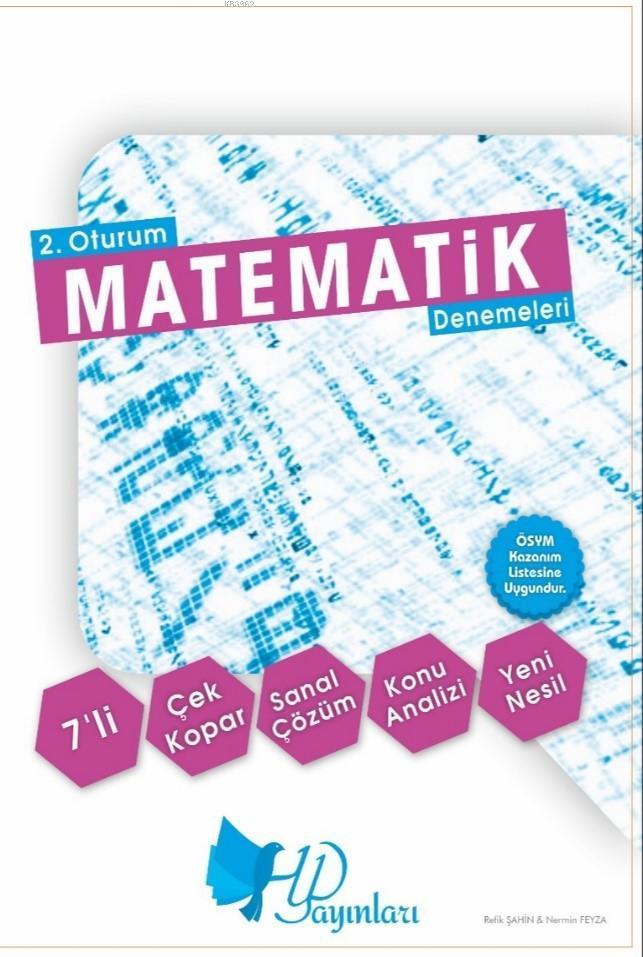 HYD AYT Matematik 7 Deneme Yeni