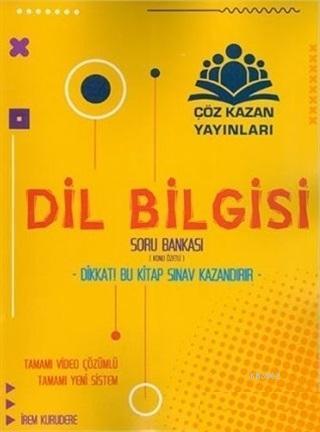 TYT Dil Bilgisi Soru Bankası