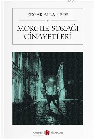 Morgue Sokağı Cinayetleri (Cep Boy)