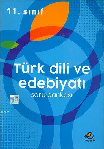 Endemik Yayınları 11. Sınıf Türk Edebiyatı Soru Bankası Endemik