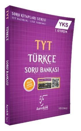 TYT Türkçe Soru Bankası; Temel Yeterlilik Testi