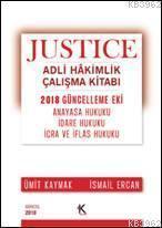 Justice-Adli Hakimlik Çalışma Kitabı-2018 Güncelleme Eki