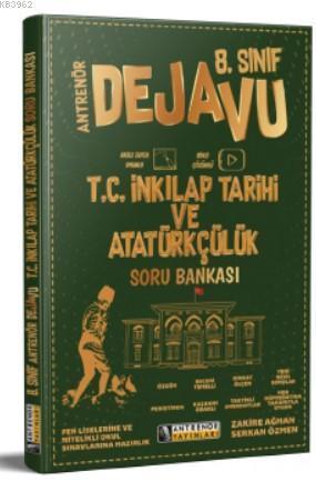 8. Sınıf Dejavu T.C İnkılap Tarihi ve Atatürkçülük