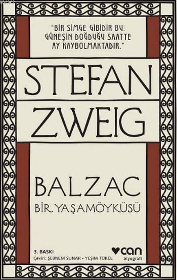 Balzac; Bir Yaşamöyküsü