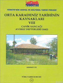 Orta Karadeniz Tarihinin Kaynakları VIII