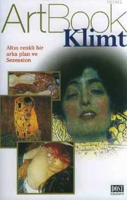 Art Book Klimt  Altın Renkli Bir Arka Plan ve Sezession