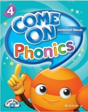 Come On Phonics 4 Sb