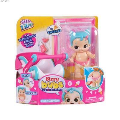 Gp 28452 Little Live Canım Bebeğim Beşik Oyun Seti
