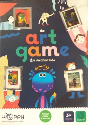 Art Game; Yaratıcı Çocuklar İçin