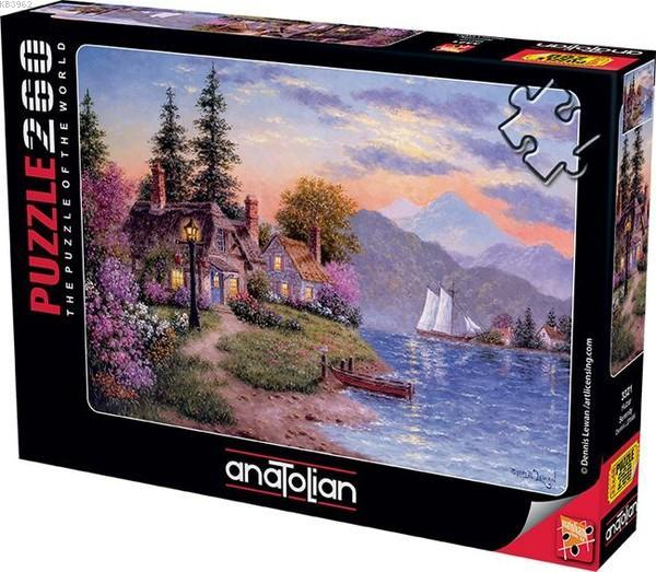 Anatolian Puzzle 260 Parça Huzur 3321