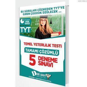TYT 5 Çözümlü Deneme Sınavı